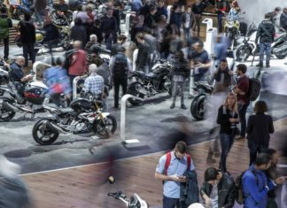 Eicma le migliori padiglione BMW Motorrad