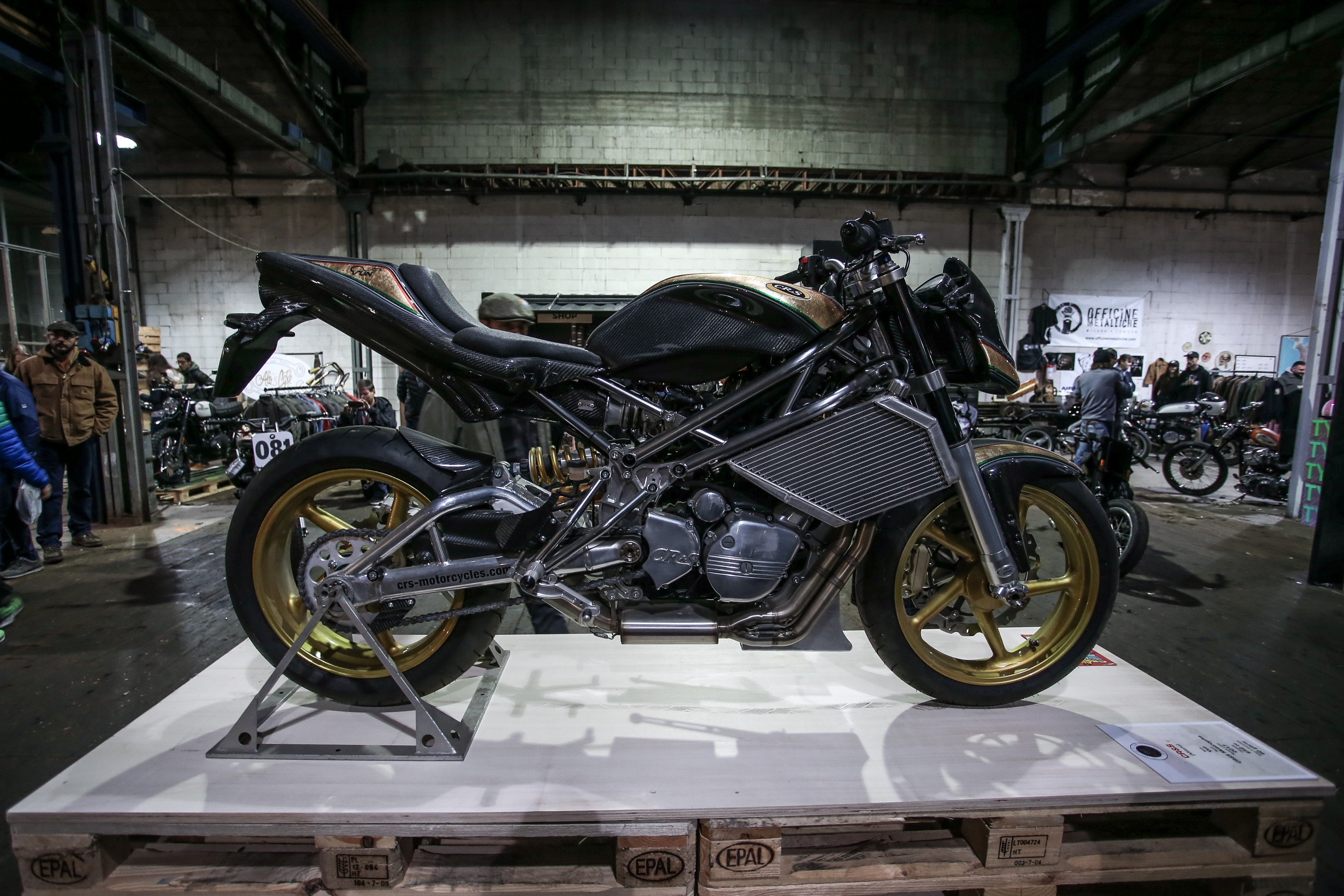 East EICMA Motorcycle ducati