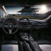 BMW M3 CS con rivestimenti in pelle bicolore e Alcantara