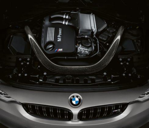 BMW M3 CS con motore 3.0 biturbo da 460 cv