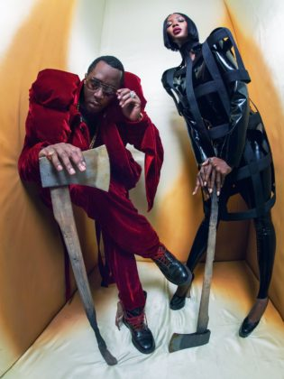 Il Calendario Pirelli 2018, con Naomi Campbell e Sean Diddy Combs