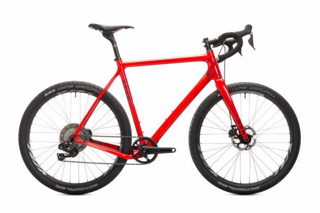 Bicicletta Ibis Hakka MX rossa