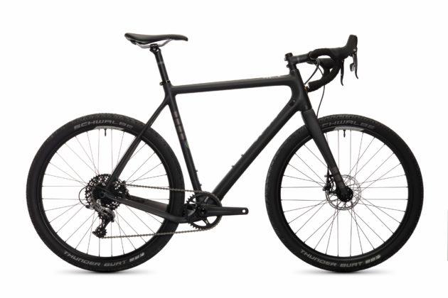 Bicicletta Ibis Hakka MX nera