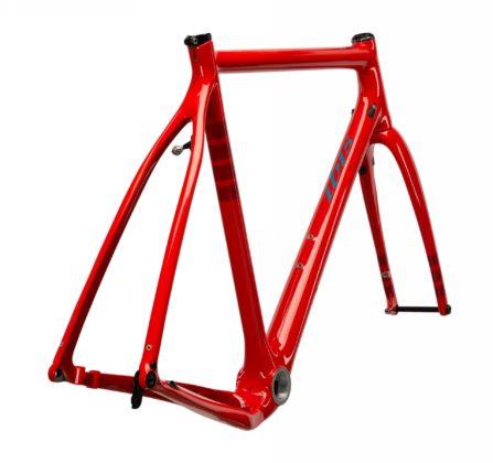 Bicicletta Ibis Hakka MX, telaio rosso