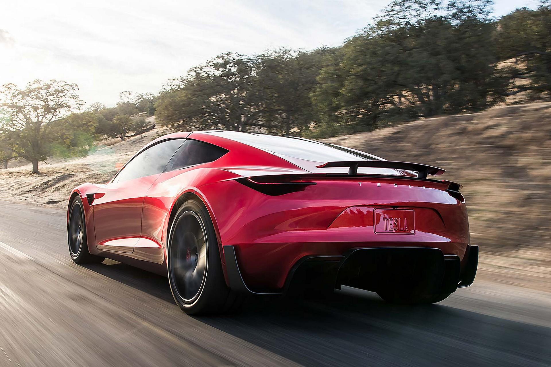 Tesla presenta a sorpresa la nuova supercar