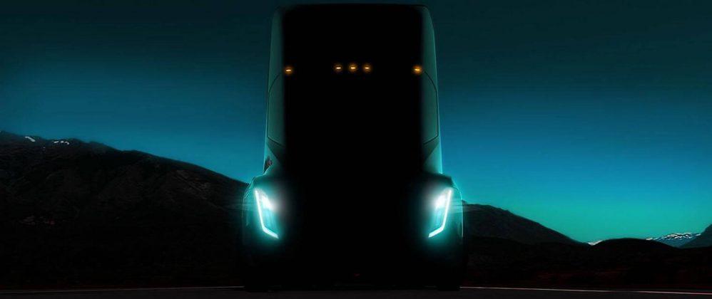 Tesla Semi Truck dinamica