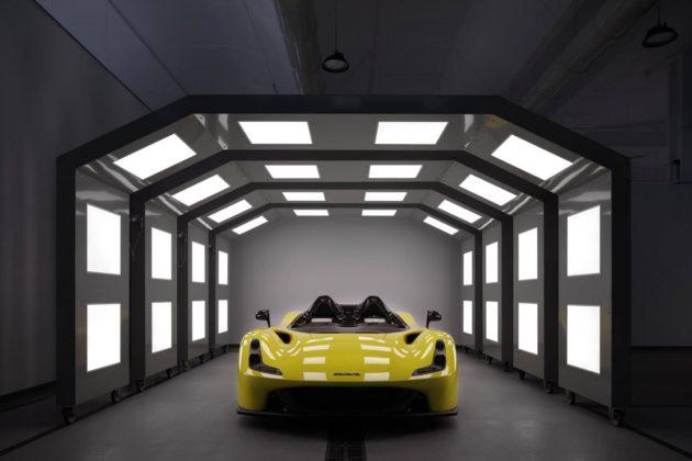 Dallara Stradale statica