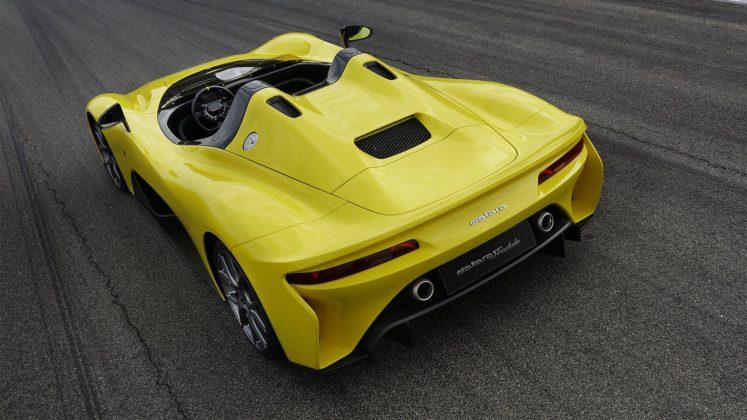 Dallara Stradale dinamica
