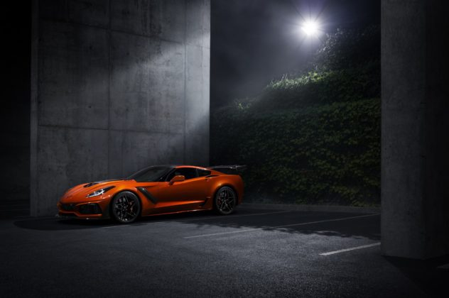 Chevrolet Corvette ZR1 MY18 statica