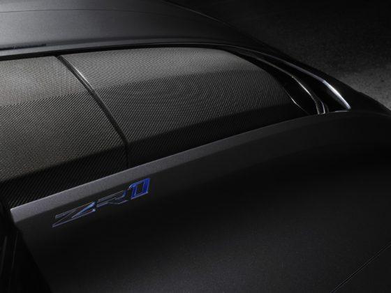 Chevrolet Corvette ZR1 MY18 dettaglio