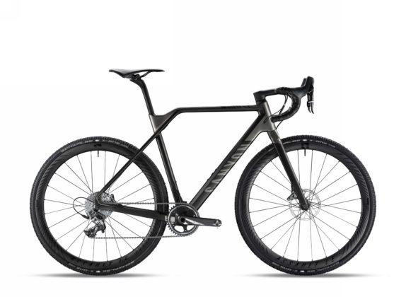 Bicicletta da ciclocross Canyon Inflite CF SLX 9.0 Pro Race, colore Stealth