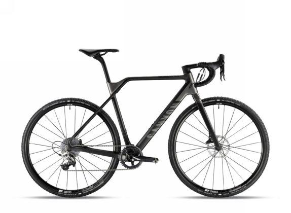 Bicicletta da ciclocross Canyon Inflite CF SLX 8.0 Pro Race, colore Stealth