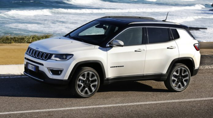 Jeep Compass Limited Winter dinamica