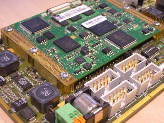 J.Juan Electronics microchip