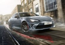 Toyota GT86 Racing Edition 2018 statica