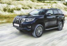 Toyota Land Cruiser 2018 dinamica
