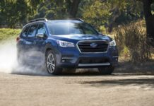 Subaru Ascent 2018 dinamica