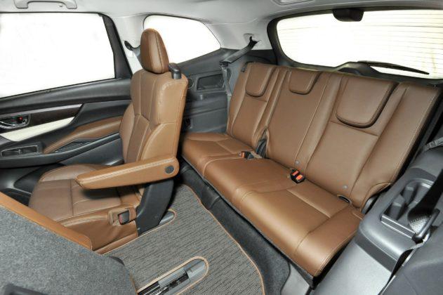 Subaru Ascent 2018 interni