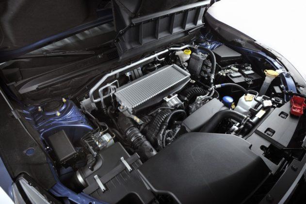 Subaru Ascent 2018 motore