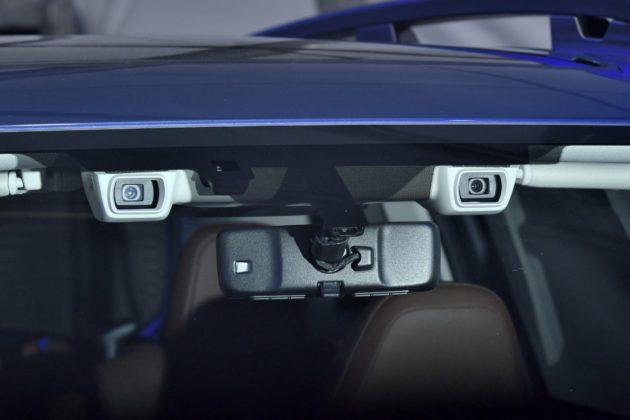 Subaru Ascent 2018 dettaglio