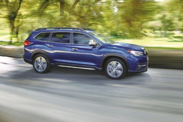 Subaru Ascent 2018 dinamica