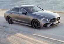Mercedes-Benz CLS 2018 dinamica