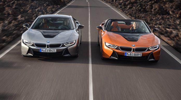 BMW i8 2018 dinamica