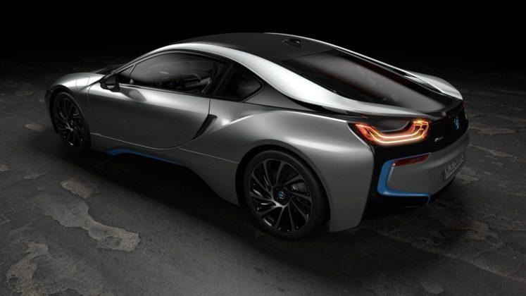 BMW i8 Coupé 2018 statica