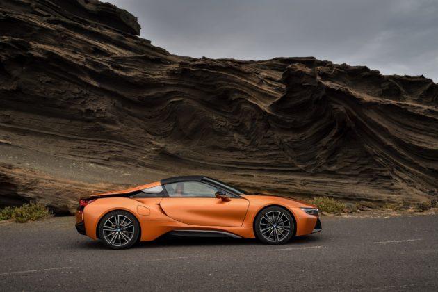 BMW i8 Roadster 2018 statica
