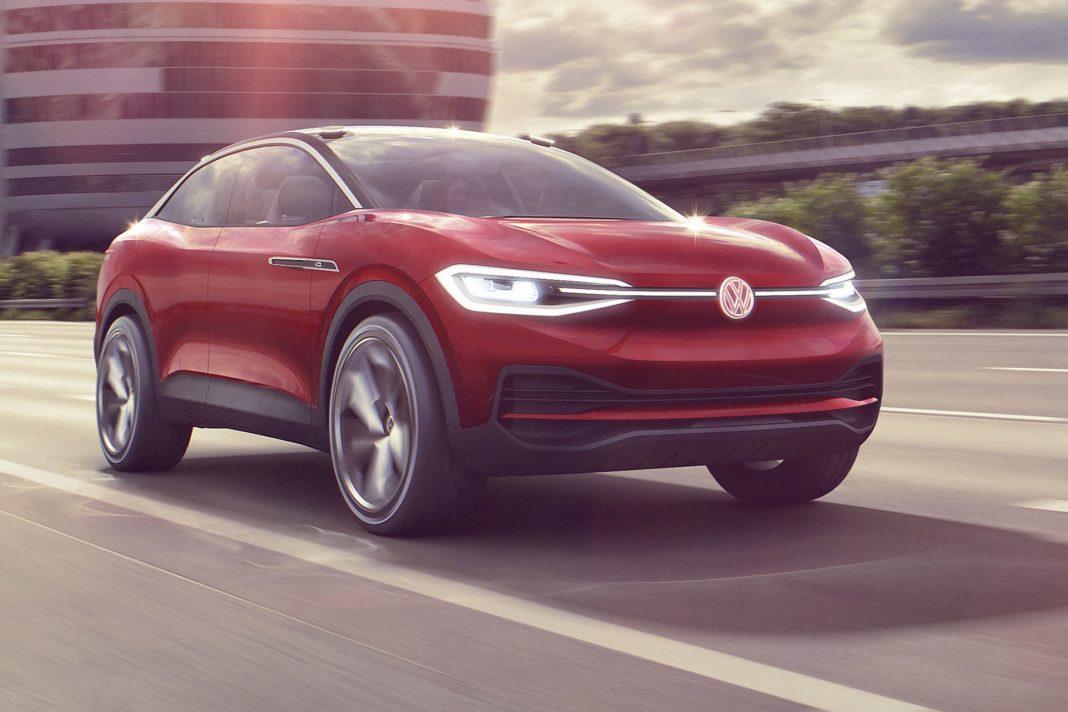 Volkswagen I.D. Crozz II 2018 dinamica