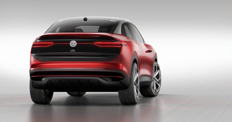 Volkswagen I.D. Crozz II 2018 statica