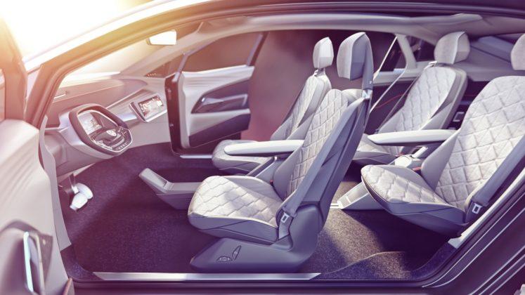 Volkswagen I.D. Crozz II 2018 interni