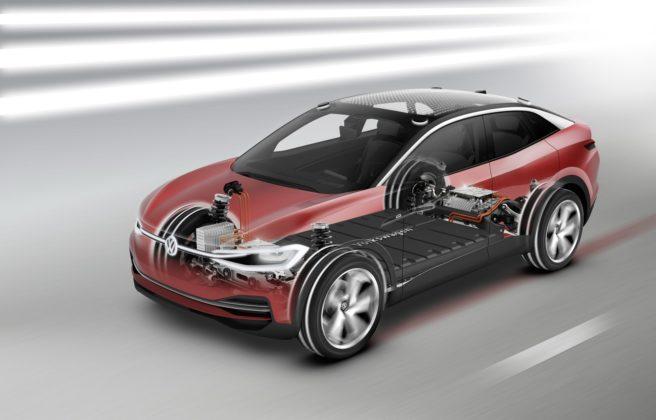 Volkswagen I.D. Crozz II 2018 tecnica