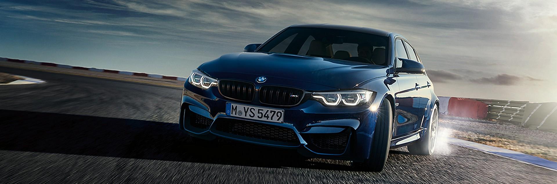 BMW M3 2018 dinamica