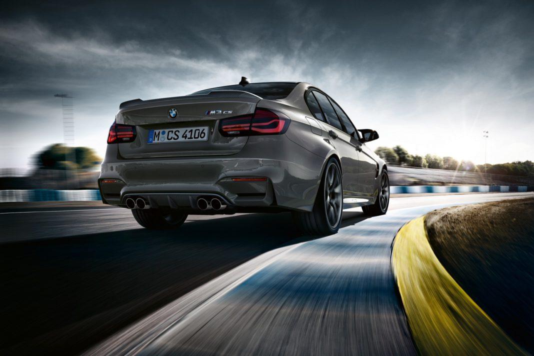 BMW M3 CS 2017 dinamica
