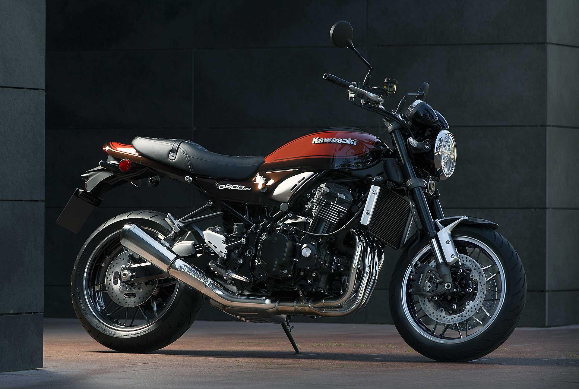 Prova Kawasaki Z900RS - RED Live