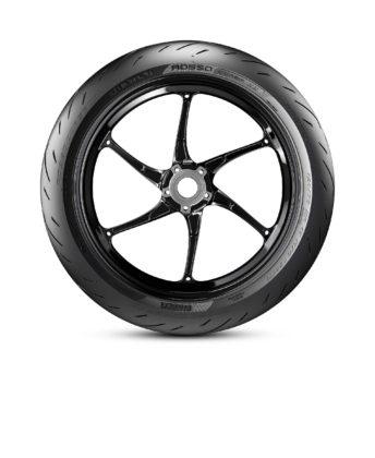 Pirelli Diablo Rosso Corsa II - laterale posteriore