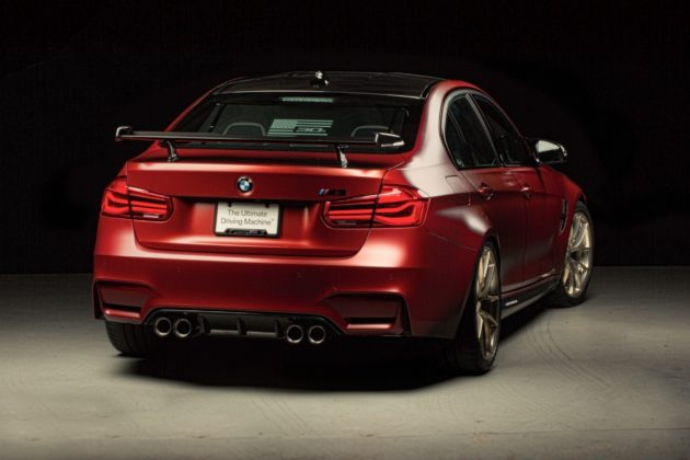 BMW M3 30 Years American Edition statica