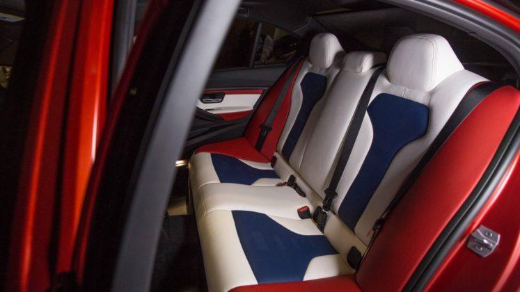 BMW M3 30 Years American Edition interni