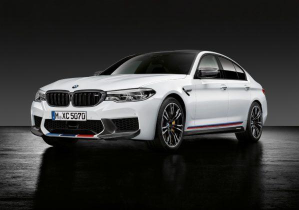 BMW M5 M Performance statica