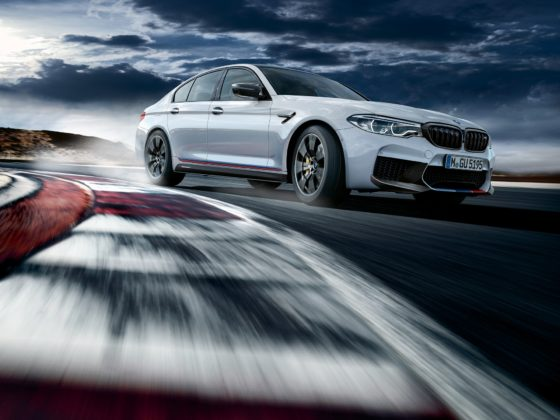 BMW M5 M Performance dinamica