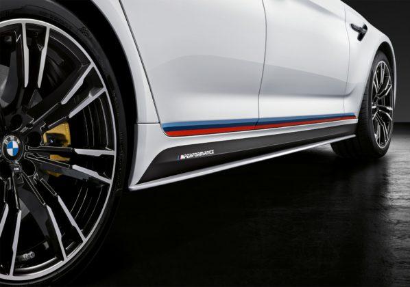 BMW M5 M Performance dettaglio