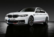 BMW M5 M Performance statica