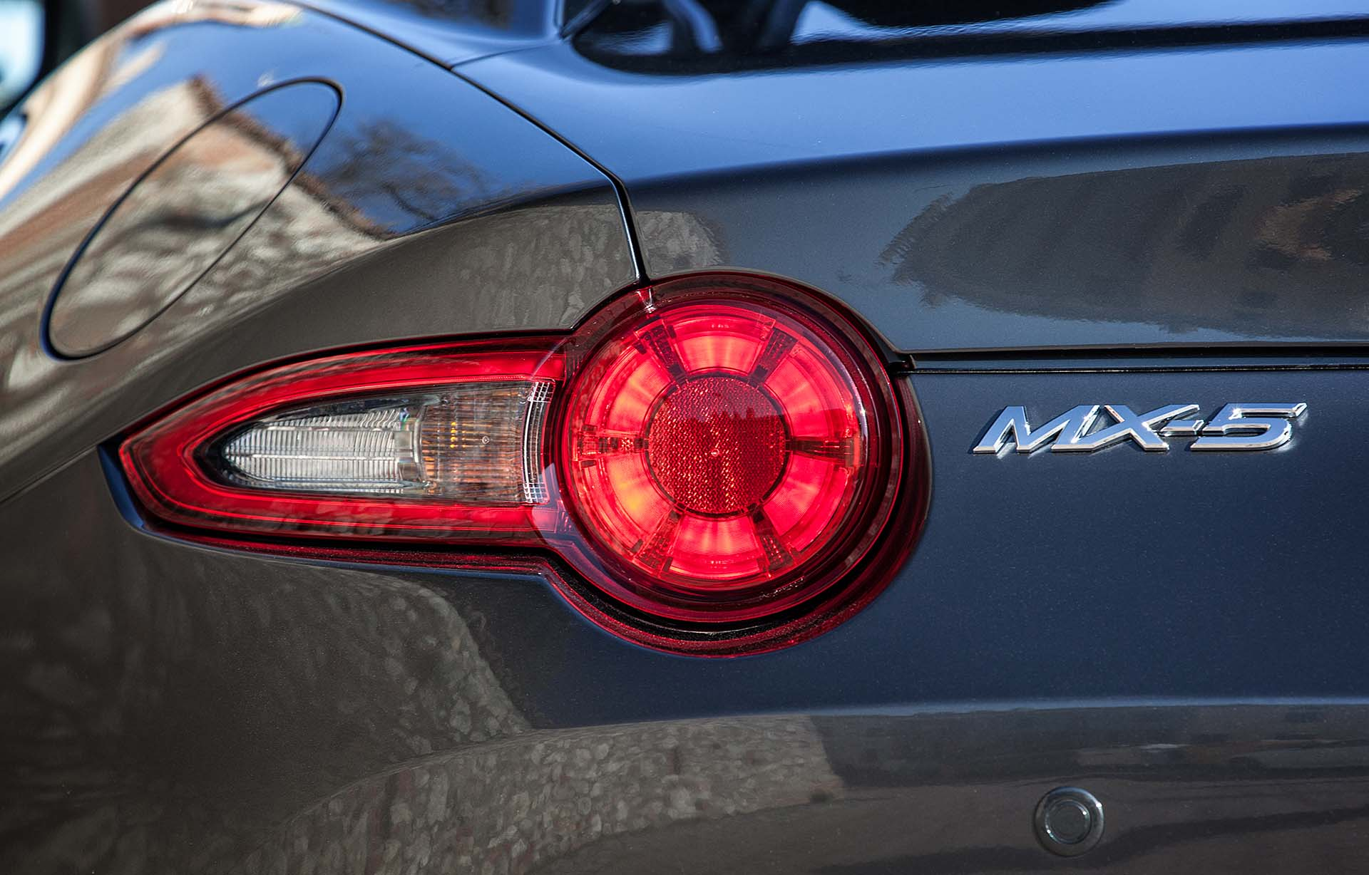 Mazda MX-5 RF - faro posteriore