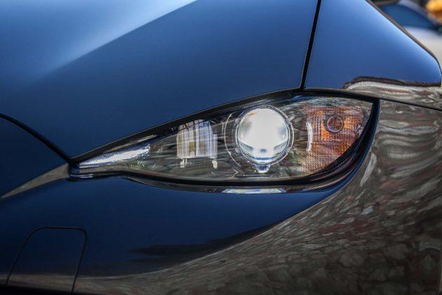 Mazda MX-5 RF - faro anteriore