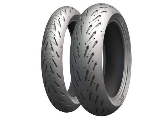 Michelin Road 5 - profili