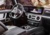 Mercedes-Benz Classe G 2018 interni
