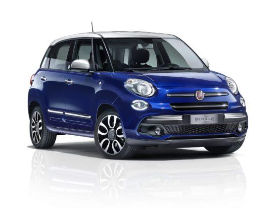 Fiat 500L Mirror stativa