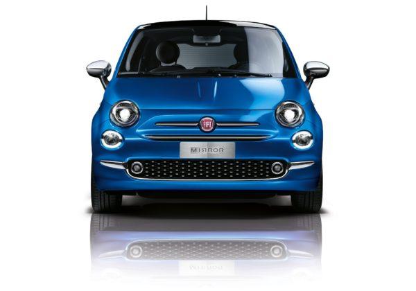 Fiat 500 Mirror statica