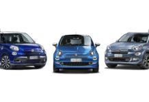 Fiat 500 Mirror family